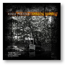 Shadow Piano cd cover